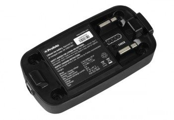 100396 Li lon Battery for B2 4b84cad934942a61652dc5fc47e13feb - Batería de litio Profoto B2 OCF