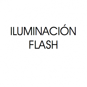Iluminación Flash