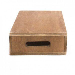 """L 600x600 300x300 - APPLE BOX """"HALF"""""""