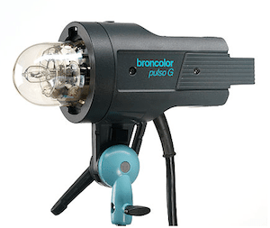 Pulso G Lamp 3200 J - BRONCOLOR PULSO HEAD LAMP 3200 J