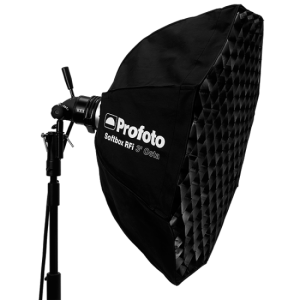 RFi Softgrid 50 degree 3  300x300 - PROFOTO RFI NIDO DE ABEJA 50º 3′ (90CM) OCTA