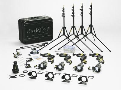 1335338289151782605 - Maleta Dedolight  K12 - 100 W Kits (12 V Tungsten)